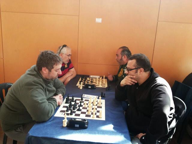 """I Torneo de Ajedrez """"Amigos del Autismo"""""""